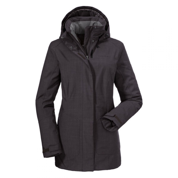 Damen Funktionsjacke Insulated Jacket Sedona2