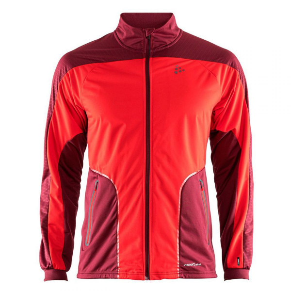 Herren Langlaufjacke Sharp Jacket