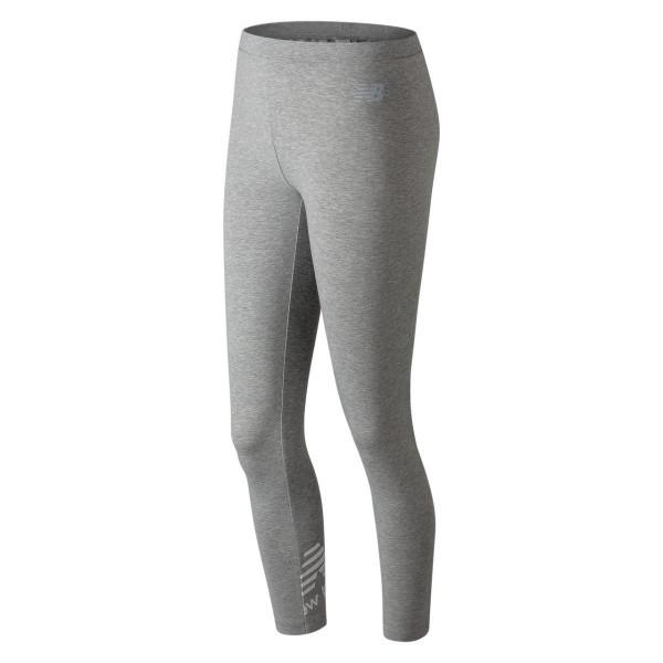 Damen Sporthose Leggings Grau