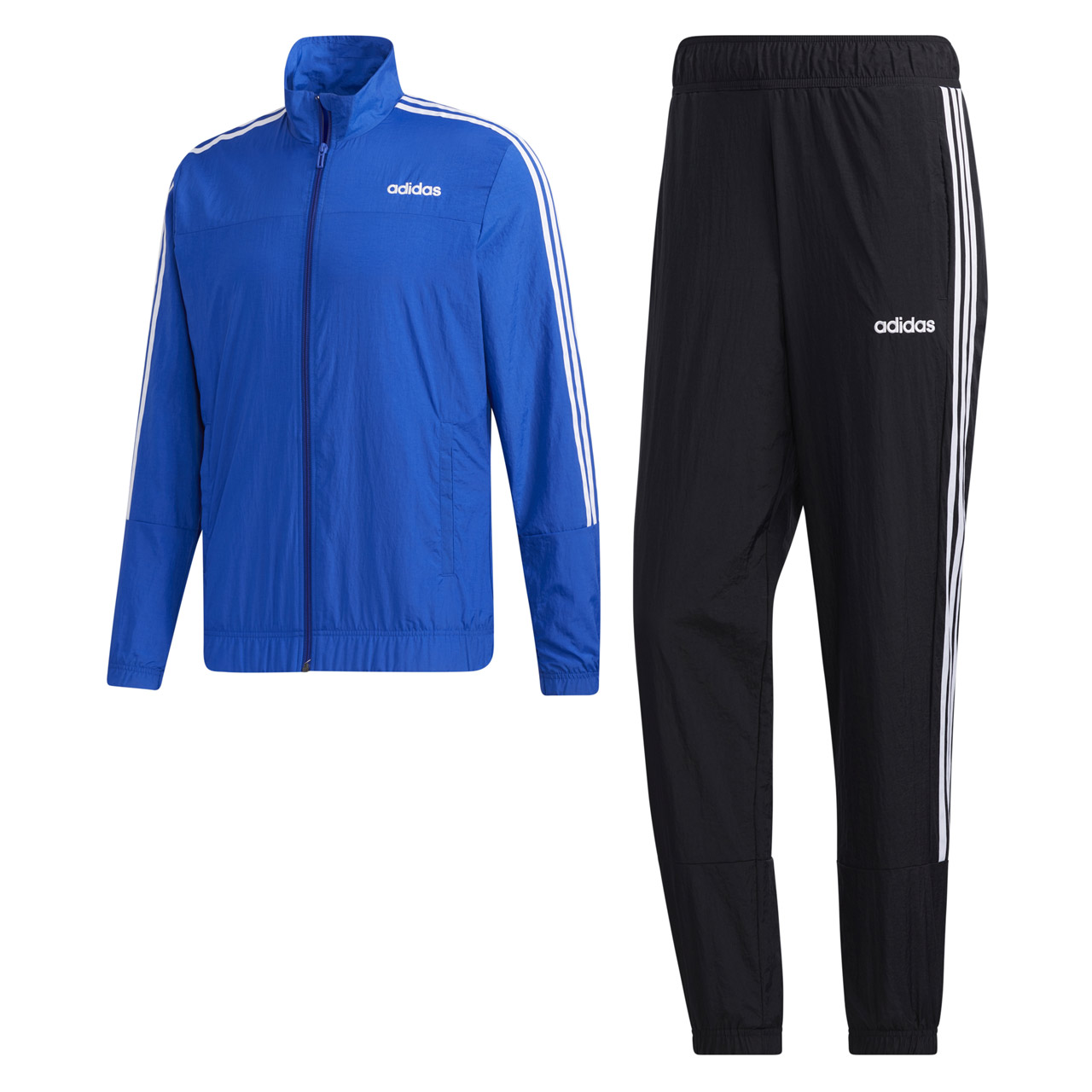 Herren Trainingsanzug Essentials Woven