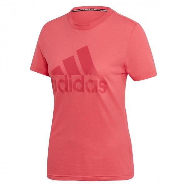 Damen T-Shirt Badge Of Sport