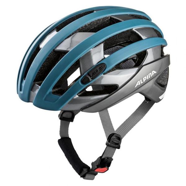Fahrradhelm CAMPIGLIO blue titanium