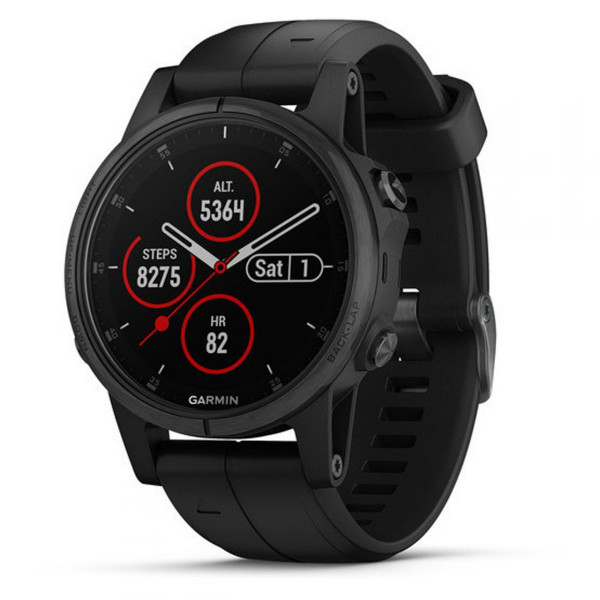 GPS-Multisportuhr Fenix 5S Plus