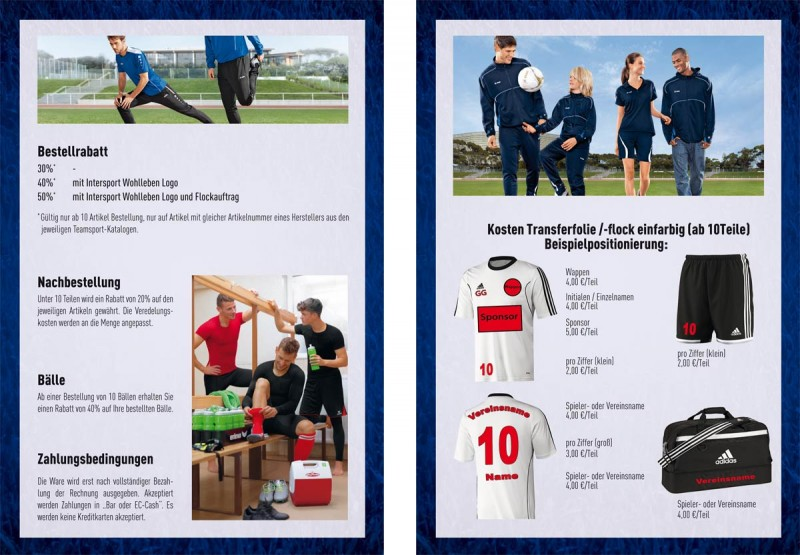 Teamsport Flyer Intersport Wohlleben
