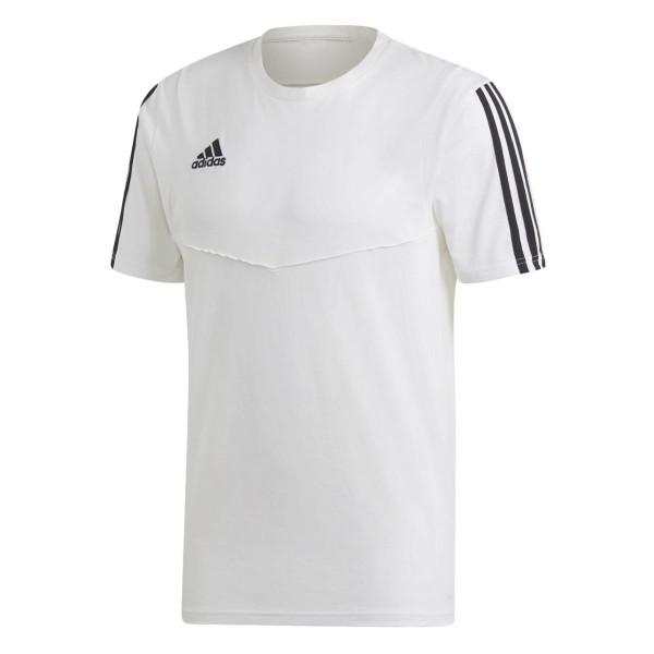 Herren Fußballtrikot Tiro 19 Weiß