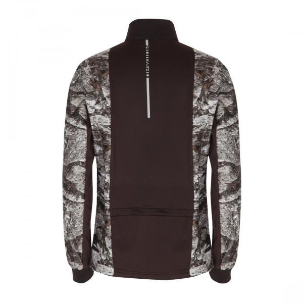 Herren Laufjacke Imotion Printed Cross Jacket