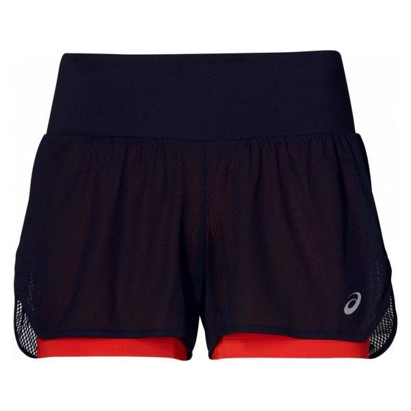 Damen Laufhose Cool 2in1 Shorts