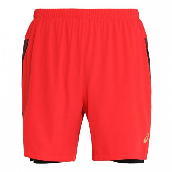 Herren Sporthose 2in1 Shorts