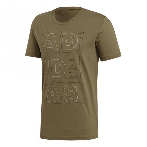 Herren T-Shirt ID Lineage