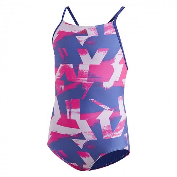 Mädchen Badeanzug Allover Print