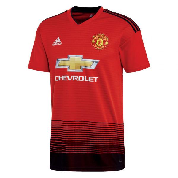 Herren Fußballtrikot Manchaster United Home Jersey