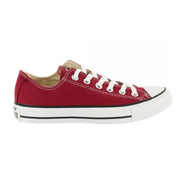Sneaker Chucks All Star OX Maroon