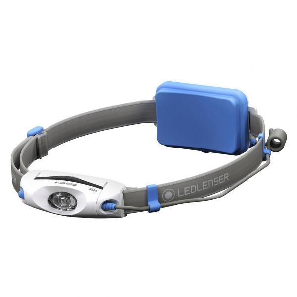 Stirnlampe NEO4 blau