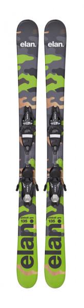 Kinder Ski Pinball Pro QS + Bindung 2016/17