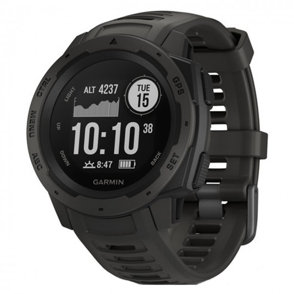 GPS-Multisportuhr Instinct 45 mm