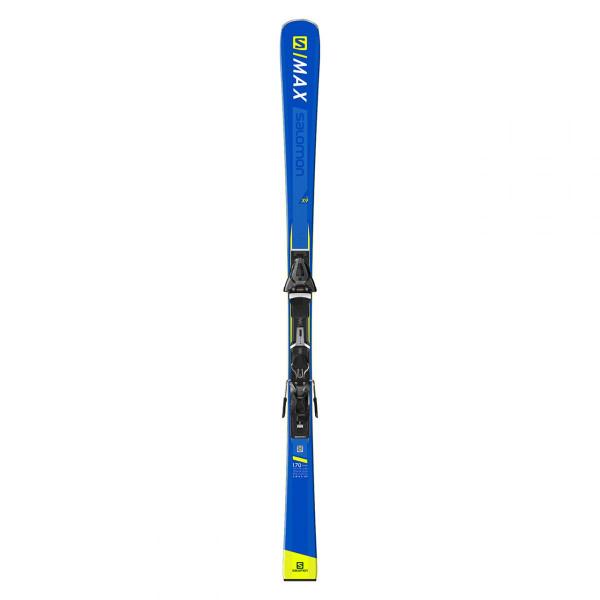 Allmountain Ski S-Max X9 Ti + Bindung 2018/19