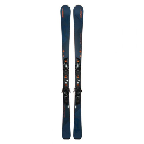 Allmountain Ski Amphibio 84 XTI + Bindung 2018/19