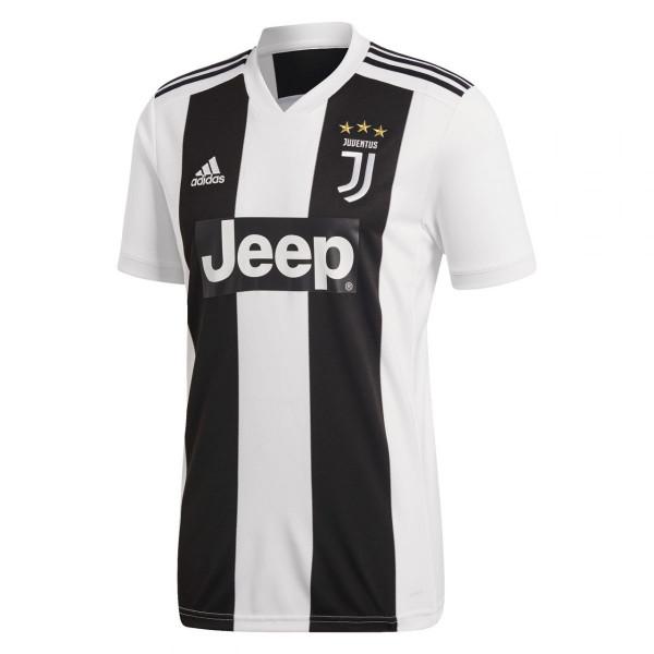 Herren Fußballtrikot Juventus Home Jersey