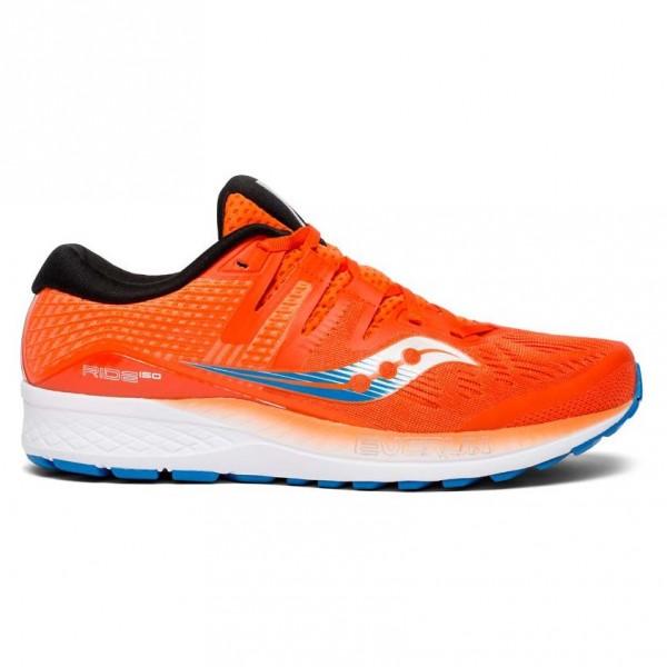 Herren Laufschuhe Ride ISO Orange Blue