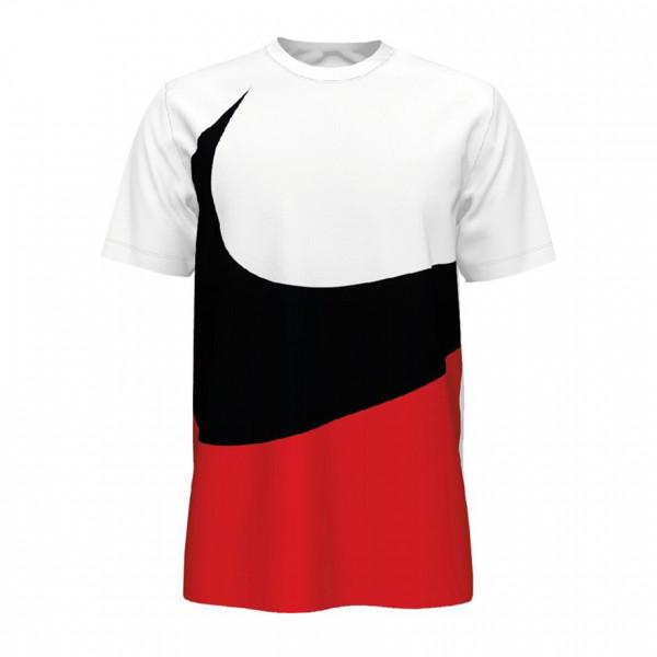 Herren T-Shirt Swoosh