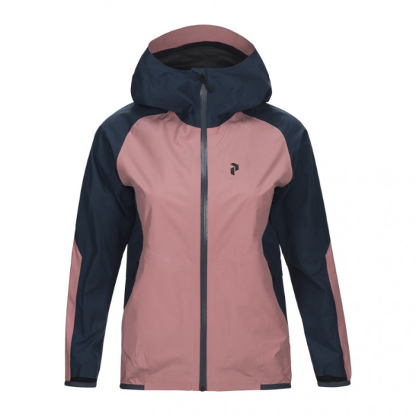 Damen Kapuzenjacke Pac Warm Blush