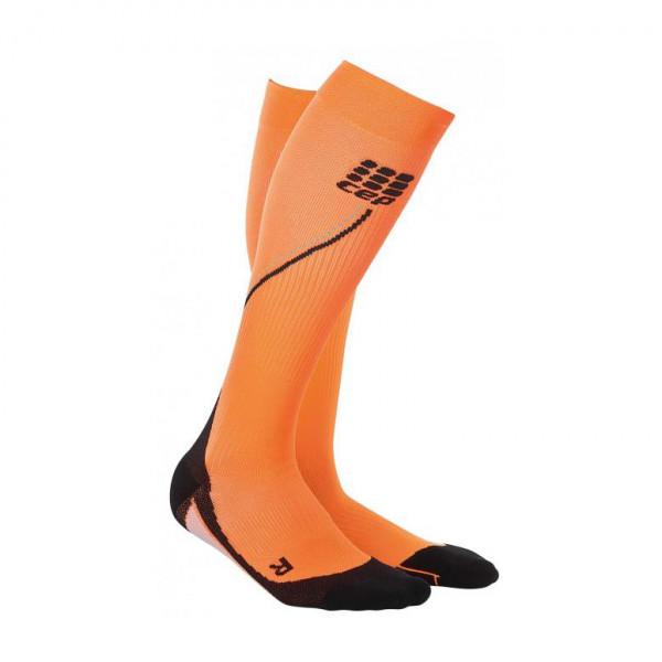 Laufsocken Pro+ Night Run Socks 2.0