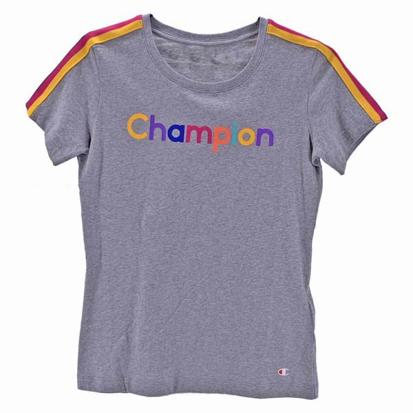 Damen T-Shirt Crewneck