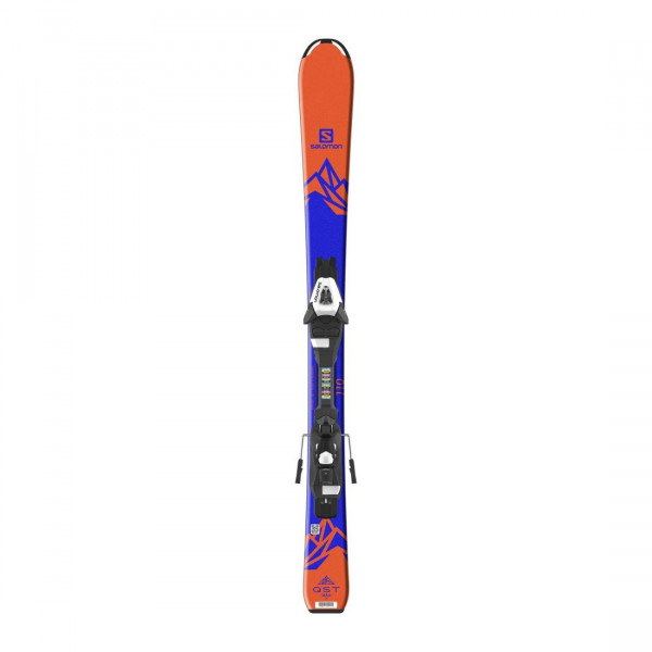 Kinder Ski QST MAX Jr S + Bindung C5