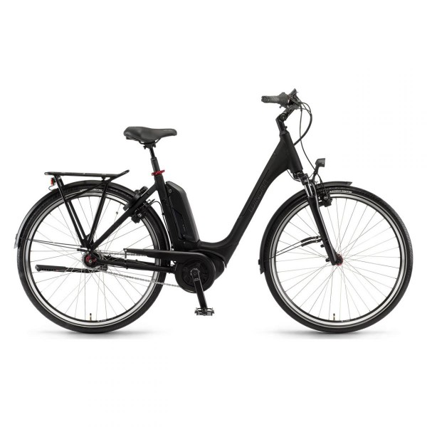 Damen E-Bike City Sinus Tria N7 Einrohr RT