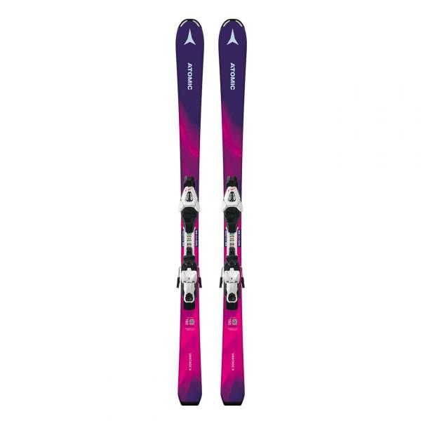 Kinder Ski Vantage Girl X 130-150 + Bindung 2018/19
