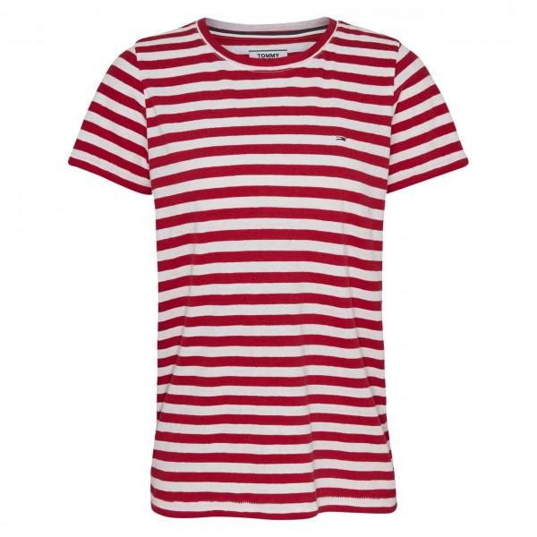Damen T-Shirt Stripe
