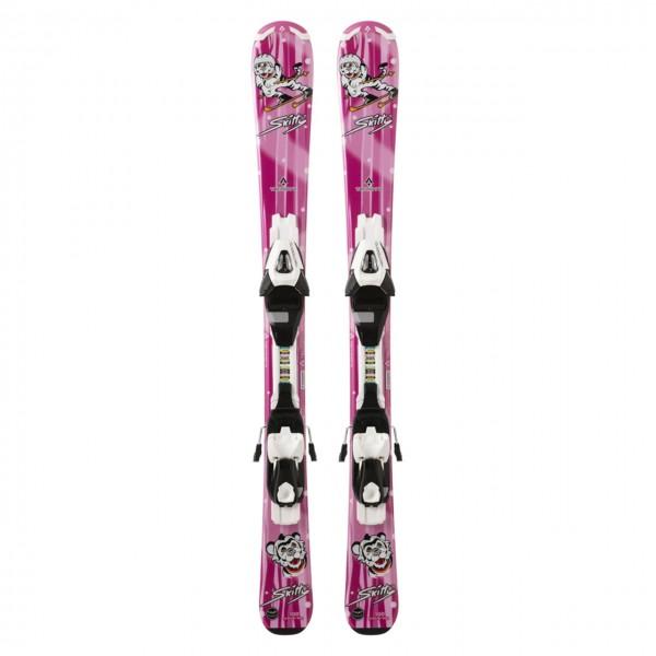 Mädchen Ski Skitty ET Jr. + ETC45 J75
