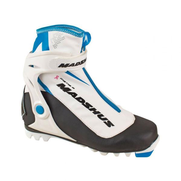 Damen Langlaufschuhe Skating NNN Metis S