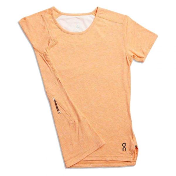 Damen Laufshirt Logo Comfort-T