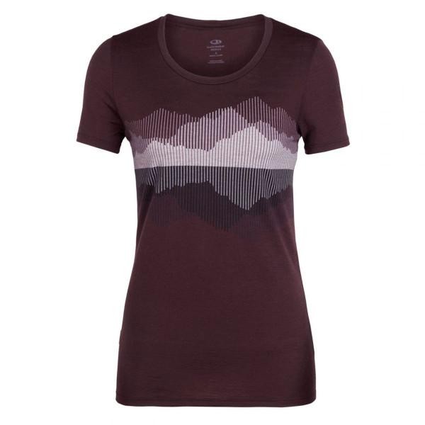 Damen T-Shirt Lite Cook Reflected