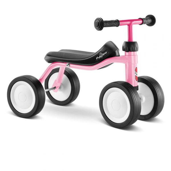 Kinder Rutschfahrzeug Pukylino rosé