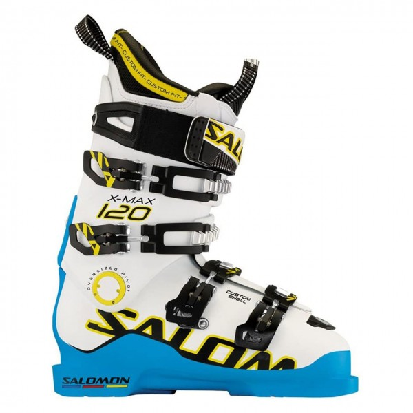 Herren Skischuhe X Max 120 White / Blue 29,5