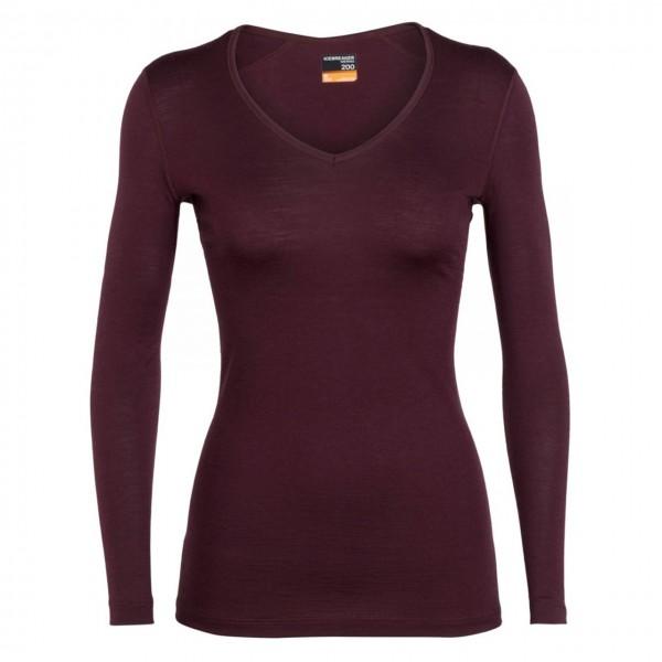 Damen Langarmshirt 200 Oasis V