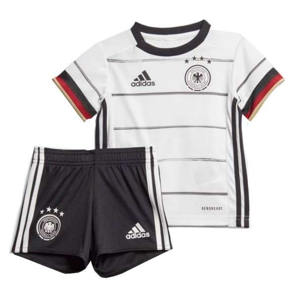 Kinder Heimtrikot Set DFB Mini