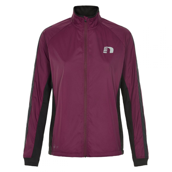 Damen Laufjacke Black Cross Jacket