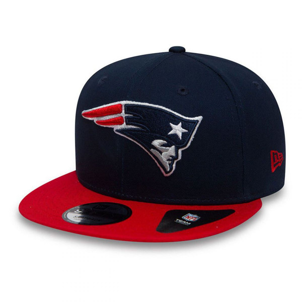 Kappe Contrast Team 9Fifty New England Patriots