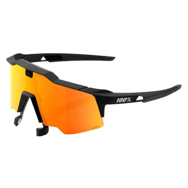 Sportbrille Speedcraft Air Soft Tact Black