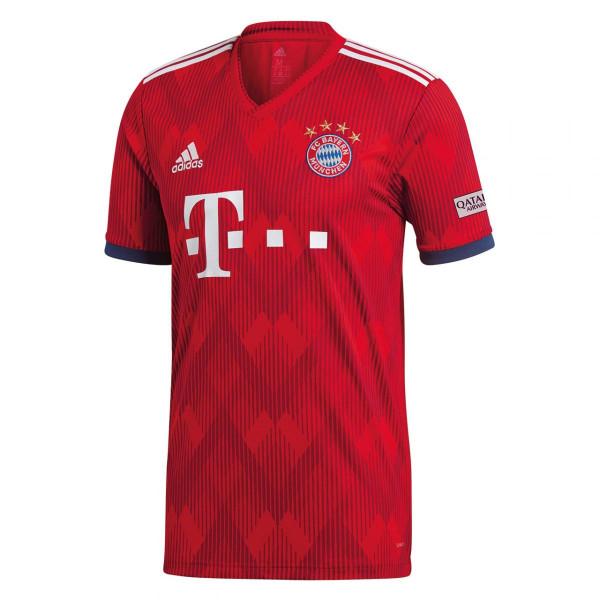 Herren FC Bayern München Heimtrikot Replica
