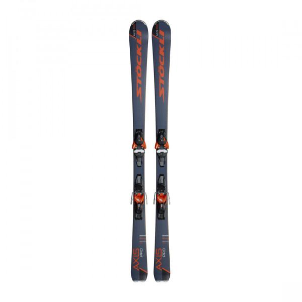 Allmountain Ski Axis Pro + Bindung 2017/18