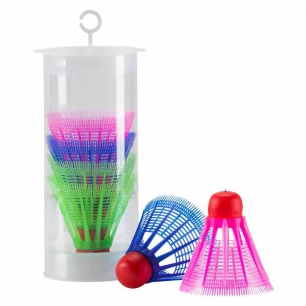 Badmintonbälle 6er Pack