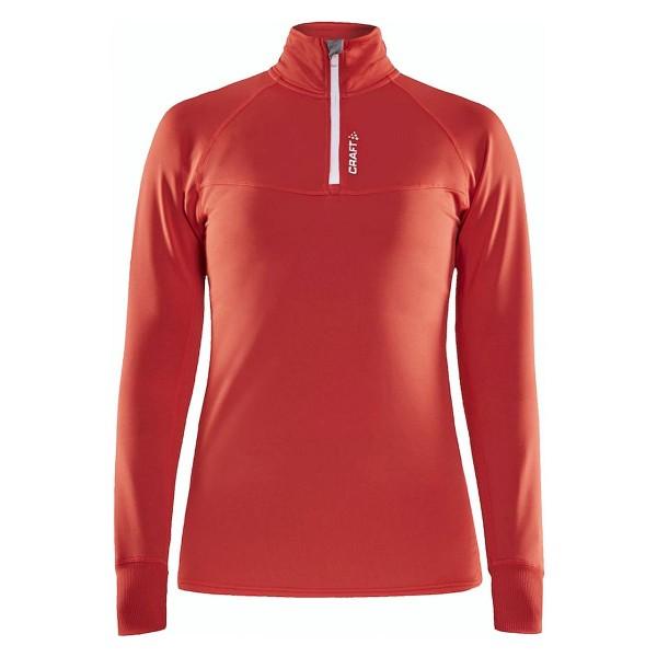 Damen Laufshirt lang Activity Midlayer
