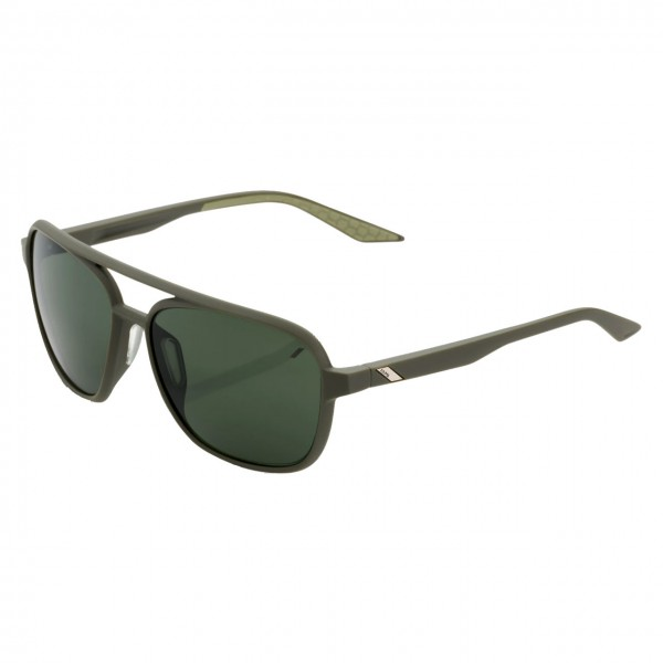 Sonnenbrille Kasia Soft tact army green