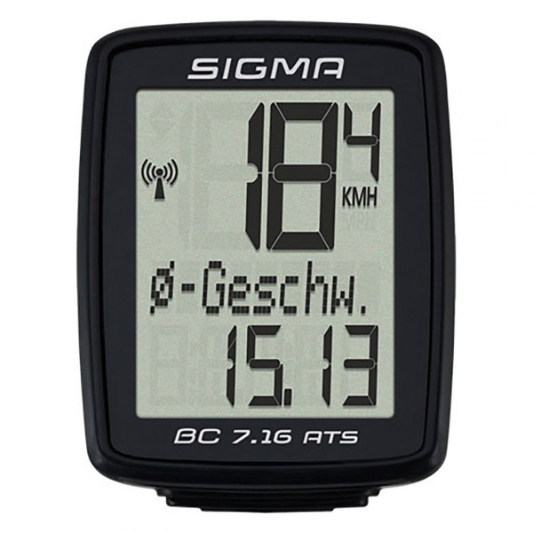 Fahrradcomputer BC 7.16