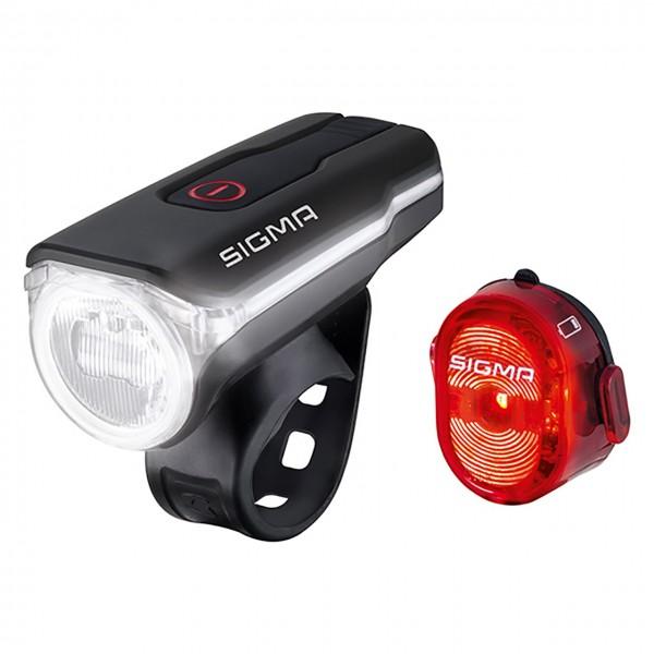 Fahrrad LED Beleuchtungsset Aura 60