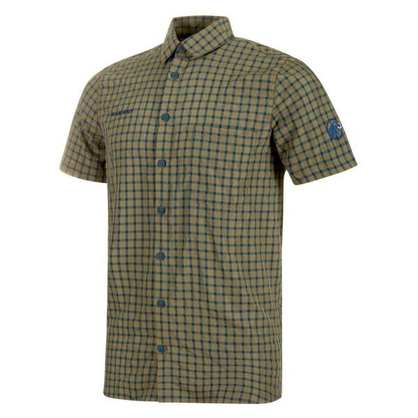 Herren Kurzarmhemd Lenni Shirt
